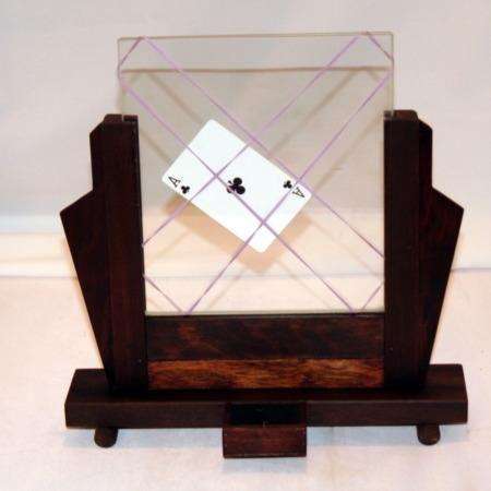 N.M.C. Television Card Frame by National Magic Company
