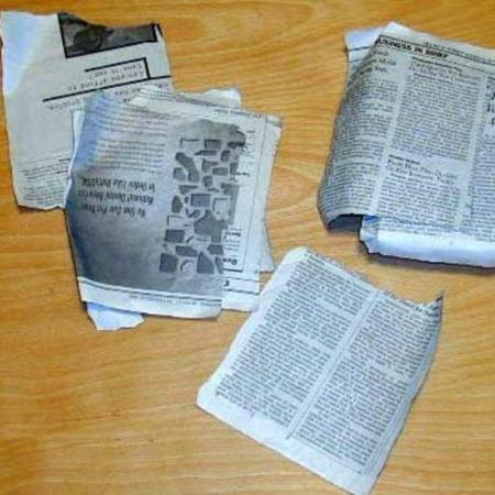 No Tear Torn and Restored Newspaper by J.B. Magic