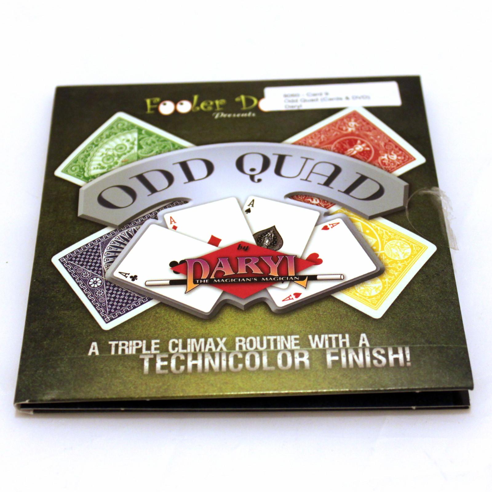 Odd Quad by Daryl