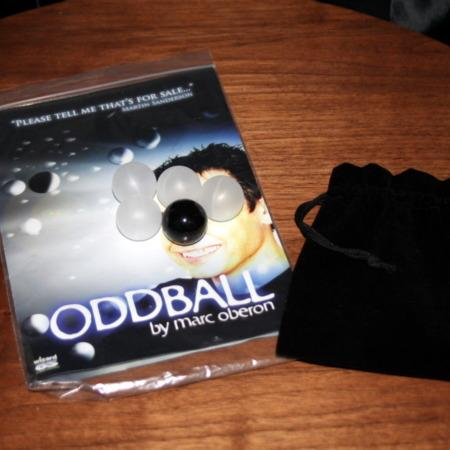 Oddball by Marc Oberon