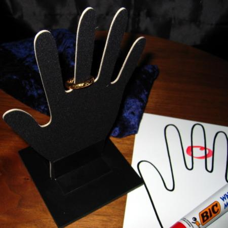 On The Right Finger by El Duco's Magic