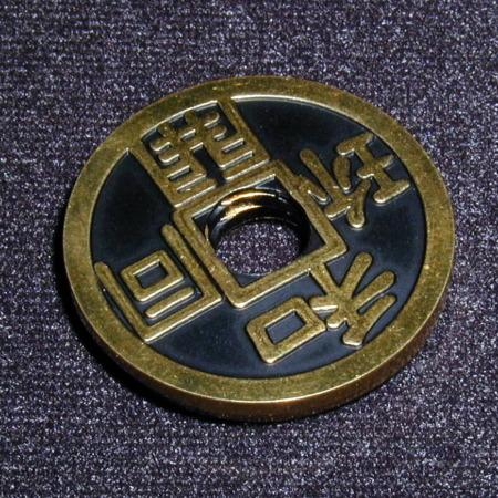 Chinese Coins by Ton Onosaka