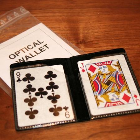 Optical Wallet by Murphy's Magic Supplies