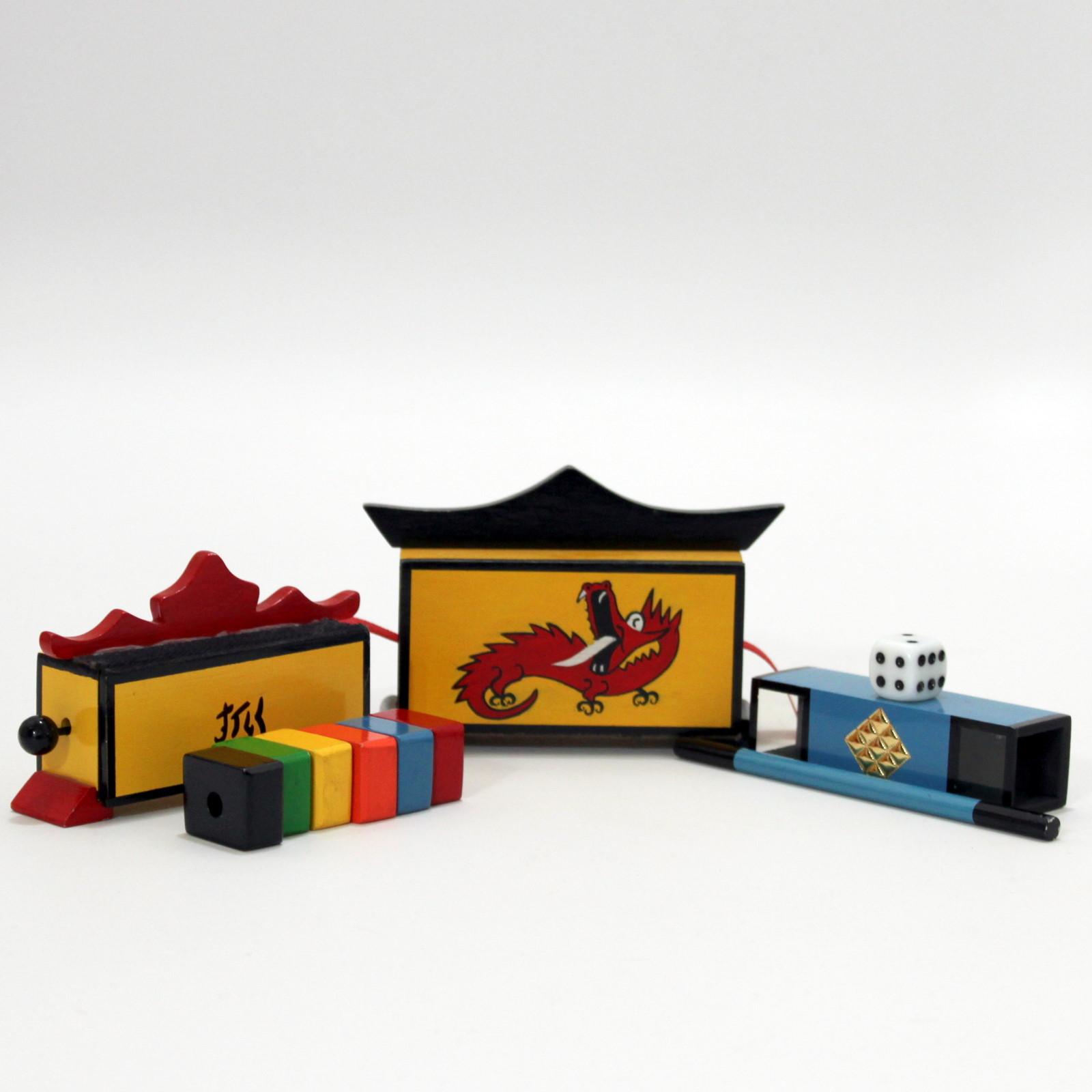 Oriental Blocks by Alan Warner