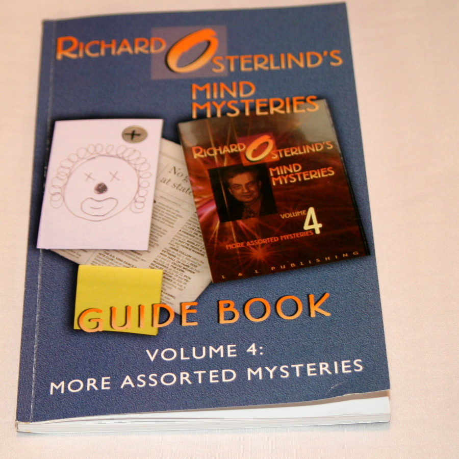 Guide Book: Vol. 4 By Richard Osterlind