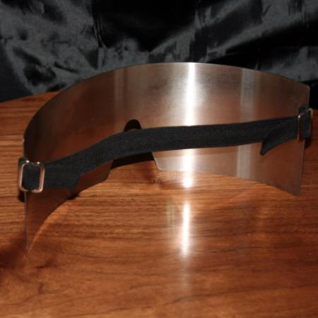 Osterlind Stainless Steel Blindfold by Richard Osterlind