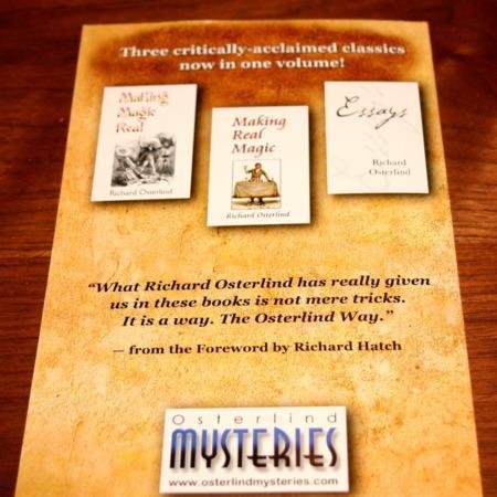 Osterlind Trilogy by Richard Osterlind