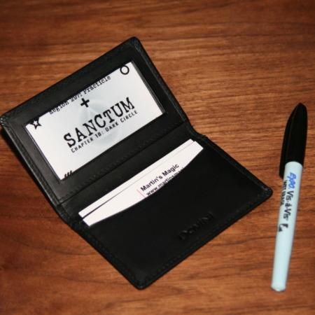Outlaw Wallet with Sanctum by Outlaw Effects