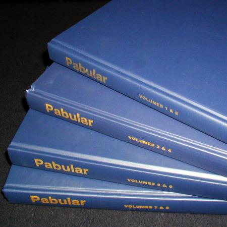 Pabular Vol. 1-2 by Nick Bolton