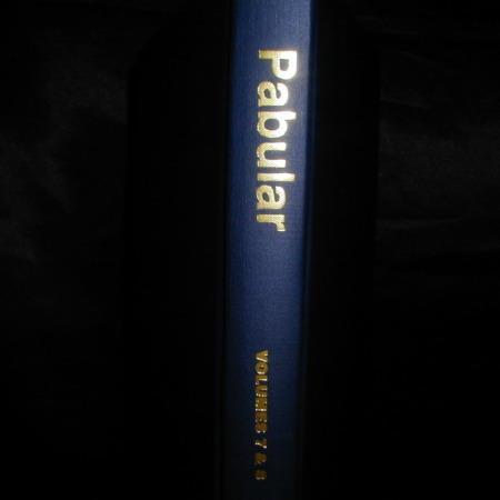 Pabular Vol. 7-8 by Walt Lees
