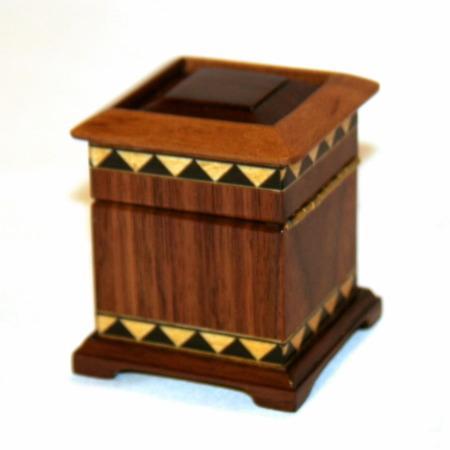 Pagoda Box by Dave Powell
