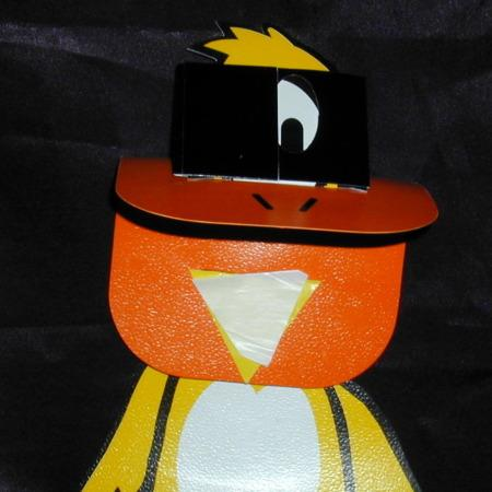 PANCHO - The Pickin Duck by Vernet