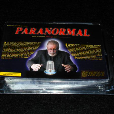 Paranormal by magiceffex.com