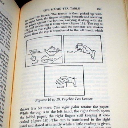Magician's Handbook, The by Robert Parrish