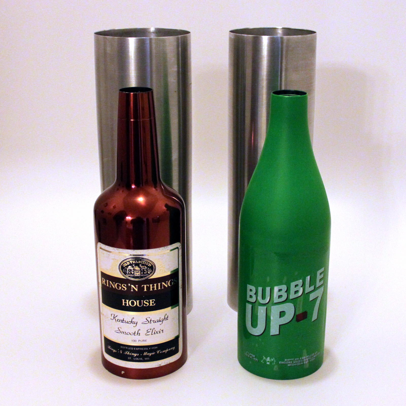 Passe Passe Bottles Combined Deluxe Set by RNT II