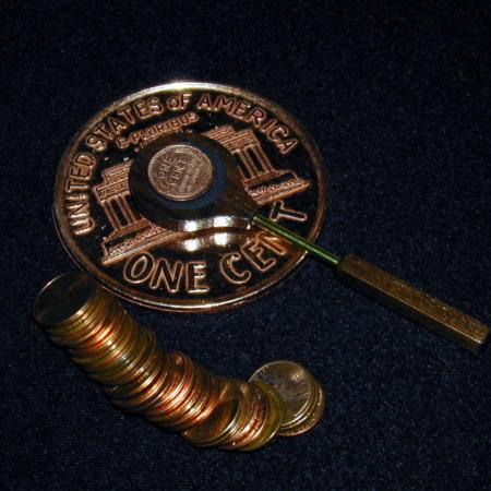 Penny Pour by Trickery