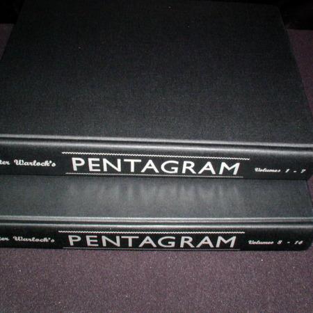 Pentagram - Vols. 1-7 by Peter Warlock