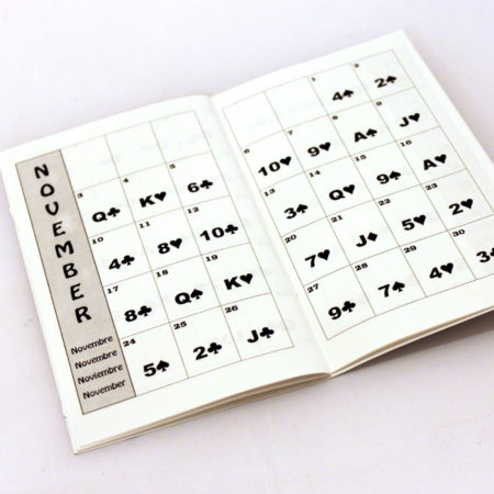 Perpetual Calendar by Aldo Colombini, Peter Duffie