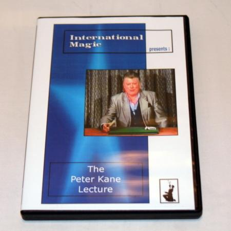 Peter Kane Lecture DVD by Peter Kane