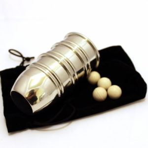 Cups and Balls (Pewter) by House of Magic