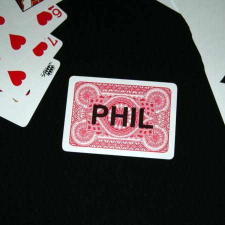 Phil by Trevor Duffy, Phil Goldstein