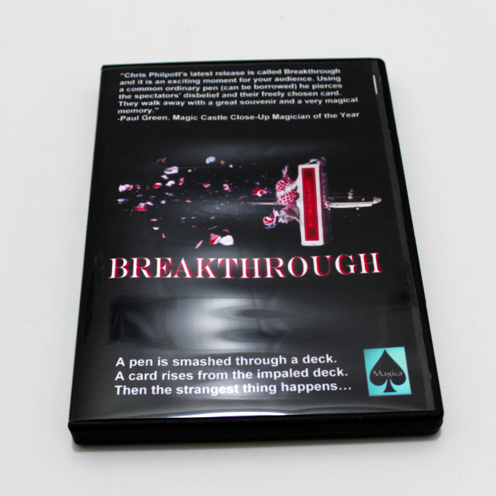 Breakthrough by Chris Philpott
