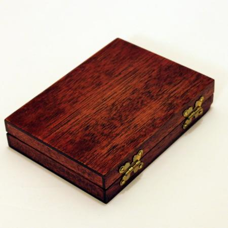 Pimpernel Card Box by Peter Scarlett