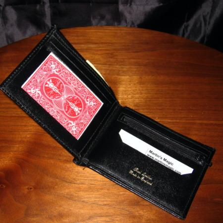 Pimpernel Notecase by Peter Scarlett