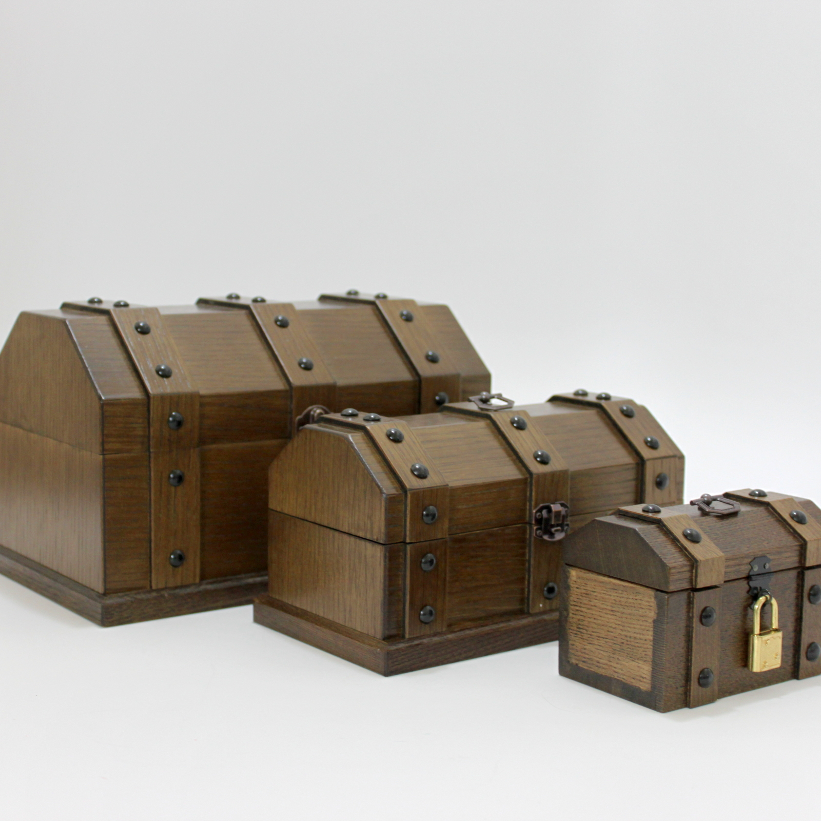 Pirate's Nest of Boxes by Mikame Craft