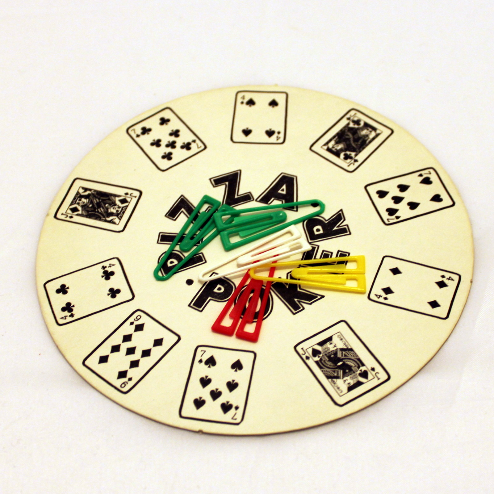 Pizza Poker by Nick Trost