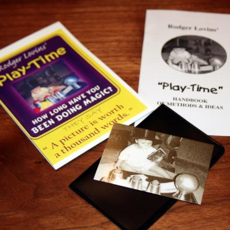 Review by Tim Sawyer for Play Time by Rodger Lovins