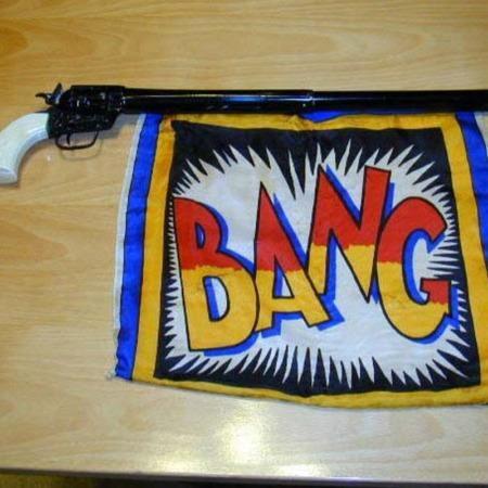 Pony Boy Bang Gun by Pony Boy