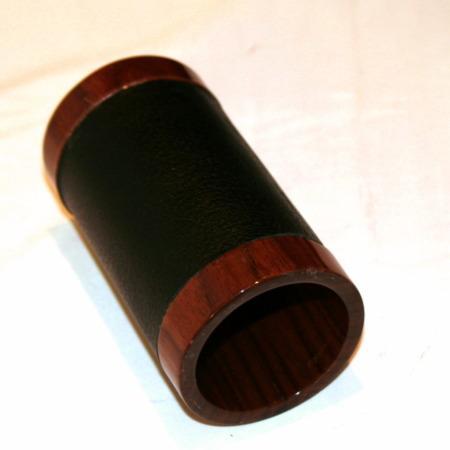Dice Cup - Wood by Joe Porper