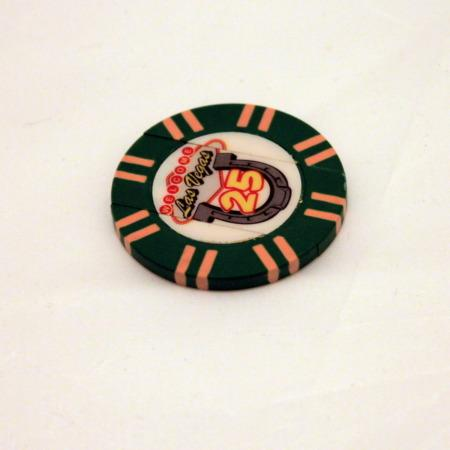 Folding Casino Chip by Joe Porper