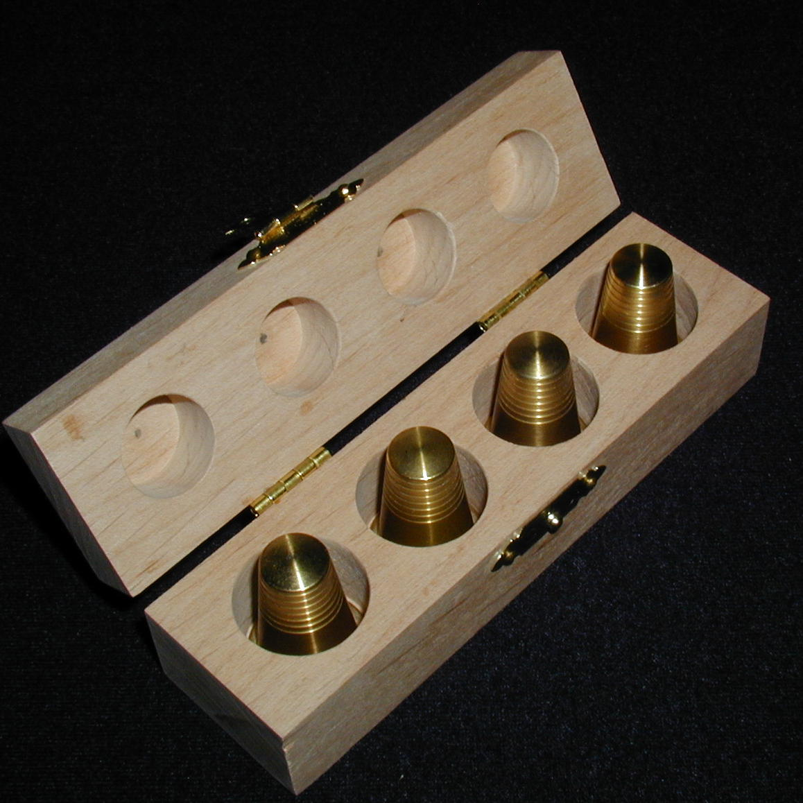 Thimble Set by Joe Porper