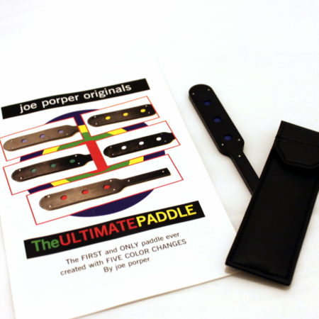 Ultimate Paddle by Joe Porper