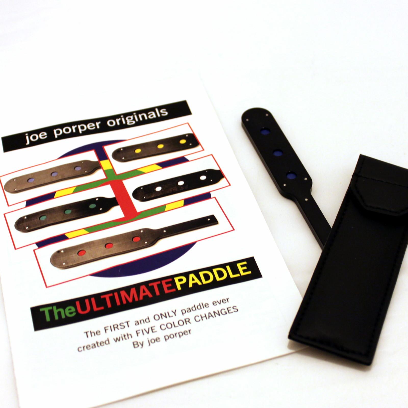 Ultimate Paddle by Joe Porper
