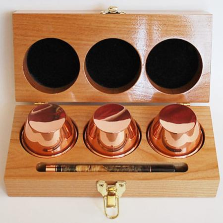 Porper Copper Cups by Joe Porper