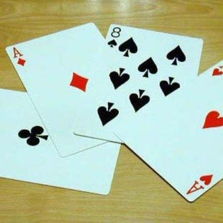 Power Aces by Meir Yedid Magic
