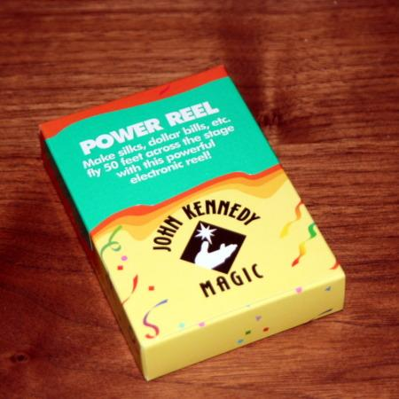 Power Reel by John Kennedy
