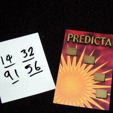 Predicta by Gilbert Raimond