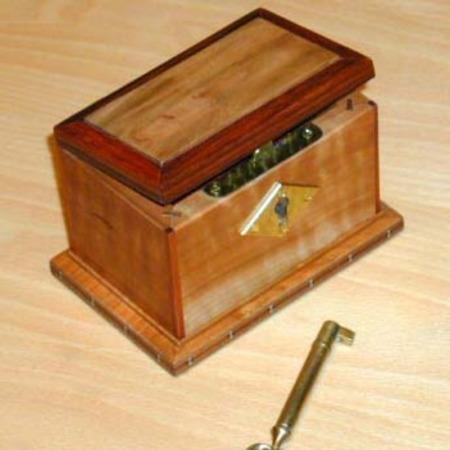 Prediction Chest by George Richbark
