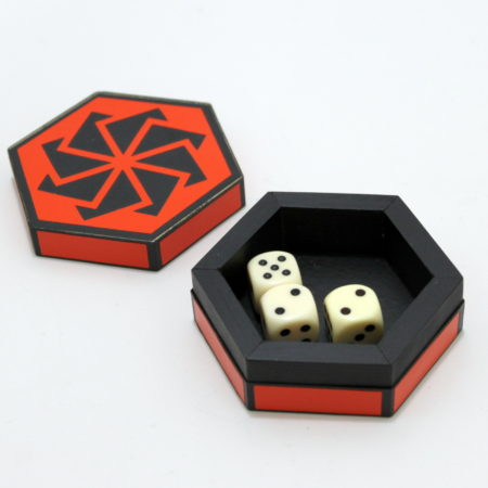 Prediction Die Box by Eckhard Boettcher