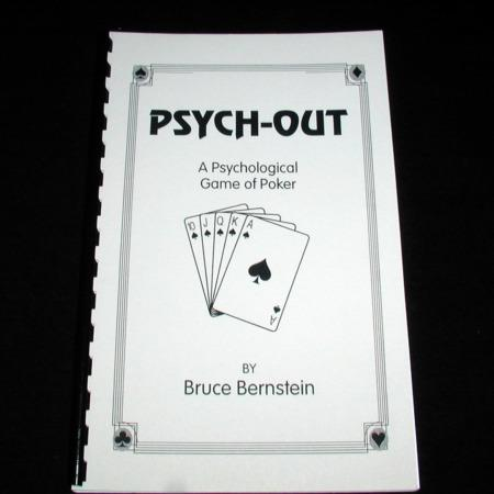 Review by Sean Waters for Psych-Out by Bruce Bernstein