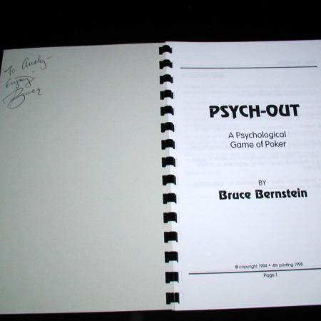 Psych-Out by Bruce Bernstein