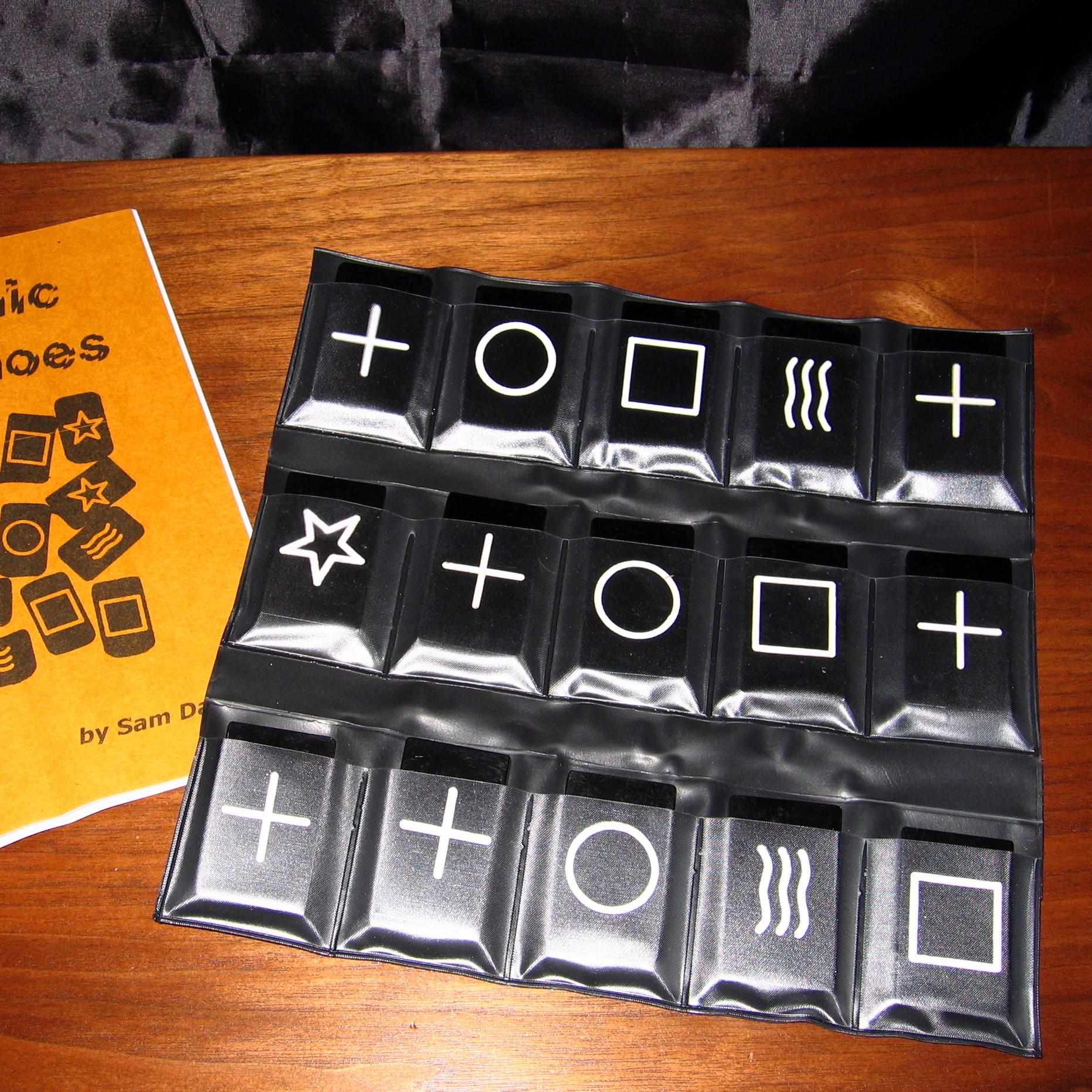 Psychic Dominoes by Sam Dalal