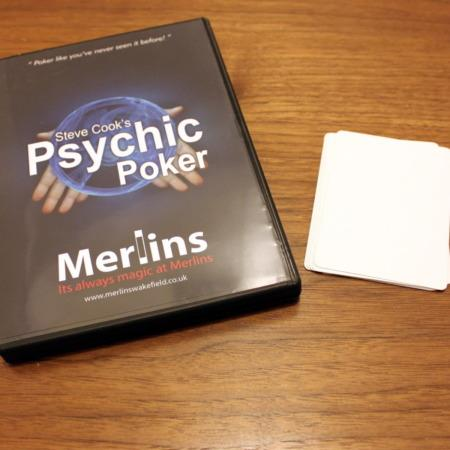 Psychic Poker by Steve Cook