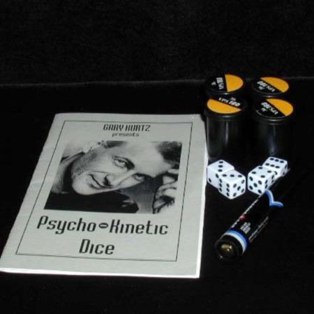 Psycho Kinetic Dice by Gary Kurtz