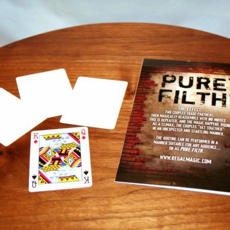 Pure Filth by David Regal