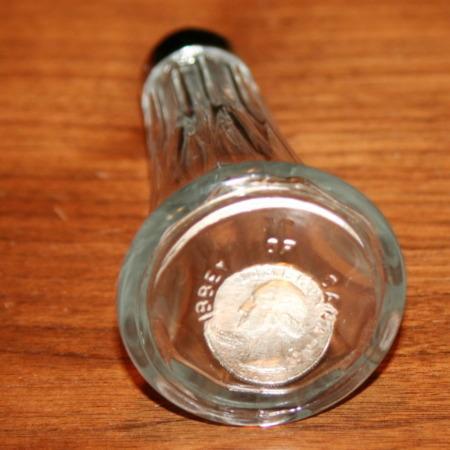 Quarter In Salt by Stephen Schieszer